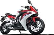 Honda CBR 650F launched for Rs 7.98 lakh