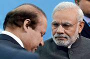 The PM's changed narrative to navigate relations with Islamabad is fraught with risks
