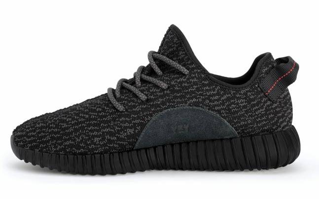 Adidas Originals Yeezy Boost 350 Black