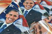 Narendra Modi-Barack Obama kites