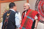 Modi govt, NSCN(IM) sign historic Naga peace accord