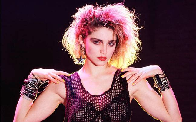 Madonna's birthday Top 5 songs