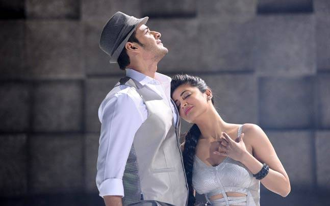 Srimanthudu: Shruti Hasaan overwhelmed by film's response