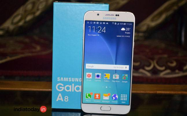 Samsung Galaxy A8 (2018) Review, phone Arena