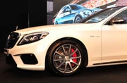 Mercedes-Benz unleashes the Mercedes-AMG S 63