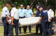 MH370: Malaysia says Reunion Island debris from same model as missing flight