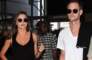Miranda Kerr introduces beau Evan Spiegel to parents