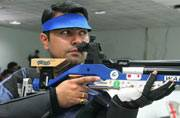 Gagan Narang finishes fifth at shooting World Cup