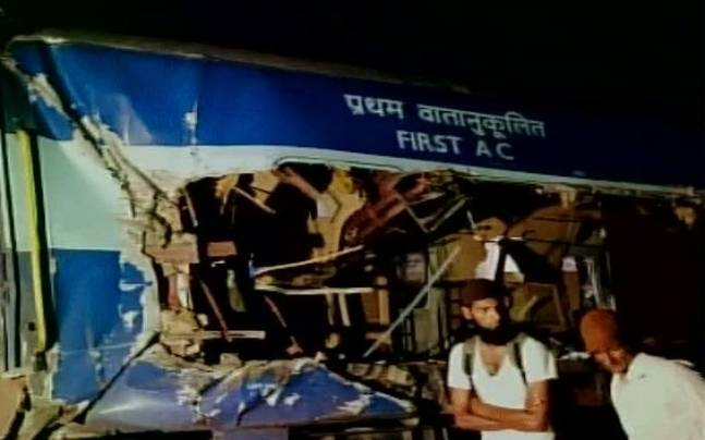 5 persons including Congress MLA killed in train mishap in