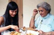 Watch: What a traditional Parsi meal looks like