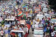 The Patel community's demand for inclusion in OBC quota threatens to blow up in the Gujarat government's face