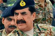 Army chief General Raheel Sharif is in the driver's seat, winning a counterinsurgency campaign at home and guiding foreign policy, including relations with India