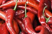 Ouch: Add hot chillies to your diet for being in shape
