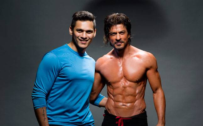 fe654fdb Prashant has been the superstar's personal trainer for more than 18 years  now. Picture courtesy: Daboo Ratnani