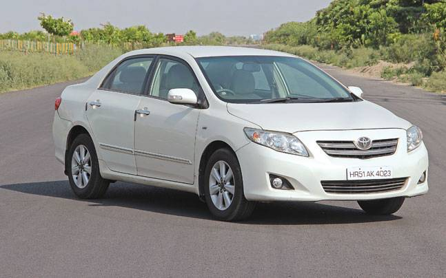 The Corolla Altis Makes For A Value When Looking At Older Models With Some Kilometres On Clock Rarely Are Mechanical Failures Reported