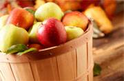 Apples and green tomatoes can prevent muscle wasting