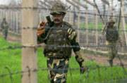 BSF officer killed in Pakistani firing