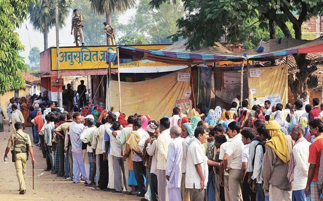 Bihar Assembly election: Caste casts web on candidates' list