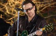 Whaaat! Bono may not be able to play guitar again