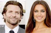 Meet the parents: Bradley Cooper and Irina Shayk are damn serious