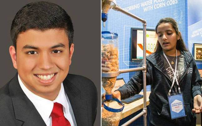These young prodigies have made the nation proud at several occassions.
