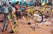 JD-U orders 5,000 bicycles to launch its campaign in Bihar