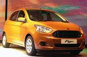 New Ford Figo hatchback launched for Rs 4.3 lakh