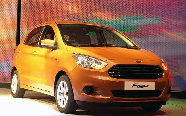 New Ford Figo Hatchback Launched For Rs 4 3 Lakh Auto News