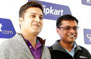Flipkart founders are new billionaires of the country