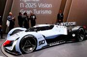 Hyundai develops sports car N50 to boost sagging profits