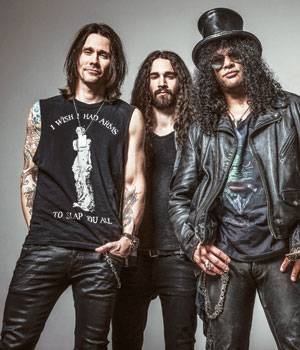what band was slash in
