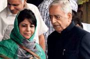 Six months into his job, CM Mufti Sayeed is boxed in by the containment politics of his ally BJP as popular resentment grows at promises belied