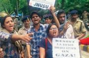 JNUSU leader condemns ban on student politics in Valley