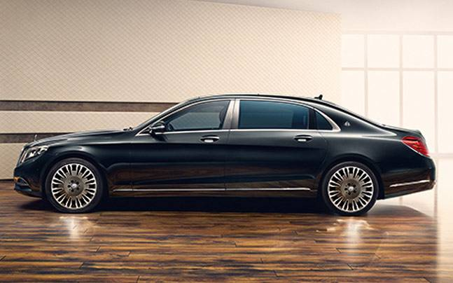 Mercedes Brings The Maybach S600 Saloon To India Priced At Rs 2 6 Crore Auto News