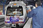 PM Narendra Modi to flag off Delhi-Faridabad Metro today