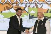 There is hunger for information, connectivity in India: Pichai