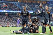 Juventus rallies to beat Man City 2-1 in Champions League