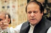 Pakistan PM Nawaz Sharif arrives for UN summit
