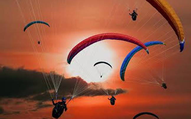 2015 Paragliding World Cup in India