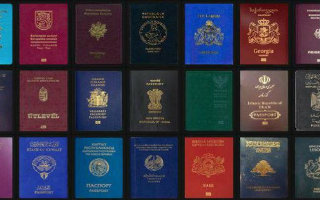 India ranks 59th in the list of most powerful passports know where list of countries where indian passport holders can visit without visa or on visa on arrival thecheapjerseys Images