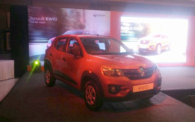 Renault Kwid Launched At Starting Price Of Rs 256 Lakh Auto News