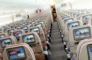 Passengers can now watch live TV on China flights