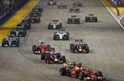Singapore Grand Prix: Fan wanders onto track, creates a flutter