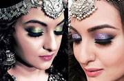 Try Sonakshi Sinha's eye makeup for your Diwali party