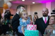 Lila May's last birthday: The girl who got her prom and wedding party when she turned 5