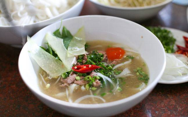Vietnamese Pho Bo: Beef noodle soup and finding the perfect
