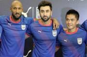 ISL: Mumbai City FC's Nicolas Anelka, Sunil Chhetri upbeat ahead of second season