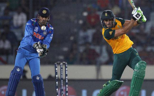 India Vs South Africa In T20is History Favours Dhonis Men