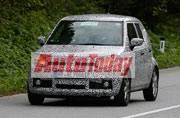 Spied: Suzuki's quirky mini crossover spotted