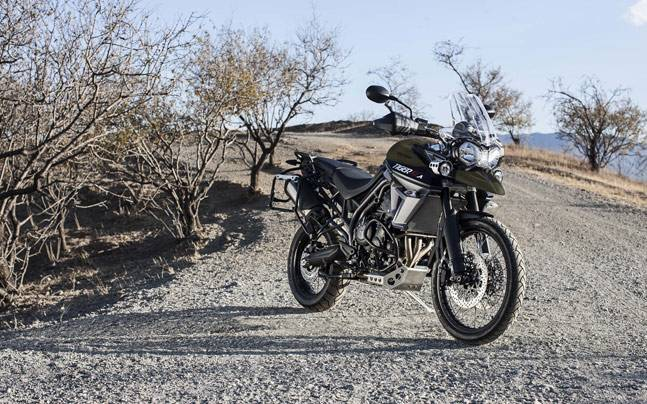 Triumph Motorcycles Unveils Tiger 800 Xca At Rs 1375 Lakh Auto News